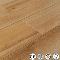Buy cheap WPC Vinyl Flooring Laminate flooring 12mm with painted V Groove from wholesalers