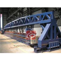 Buy cheap Steel Plate Edge Beveling Machine , Plate Beveling Equipment Hydraulic from wholesalers