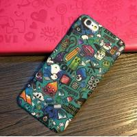 Most Popular Halloween Hard PC Phone Case for Iphone 6/ 6plus