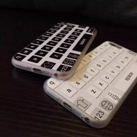 Buy cheap keyboard matte finish IMD craft TPU phone cases from wholesalers