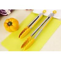 Buy cheap Hot selling heat resistance silicone food clip function of food tongs product