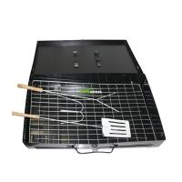 Portable camping oven grill/garden barbecue grill
