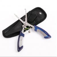Buy cheap Fishing Pliers Stainless Steel Hook Cutter Line Remove Fishing Tool from wholesalers