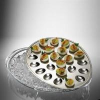 Buy cheap YK-A112 eggs stay fresh and pretty on stainless steel ice tray YK-A112 product