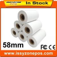 Buy cheap PAPER58 58mm POS Thermal Paper Roll PAPER58 58mm POS Thermal Paper Roll from wholesalers
