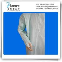 Buy cheap Bodywear B 8 Thumb-up CPE impervious gown with heat seam from wholesalers