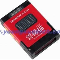Buy cheap 1D Bluetooth Laser Mini Barcode Scanner GSM100BT from wholesalers