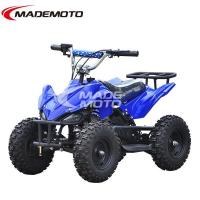 Buy cheap 49cc 2stroke Mini Gas ATV Quad bike from Kids from wholesalers