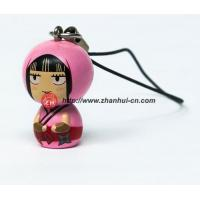 Buy cheap Japanese dress plastic key chain toy product