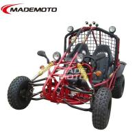 Buy cheap 4 Wheel And 2 Seat Dune Buggy 150cc For Adult GY6 Engine Off Road Go Kart from wholesalers