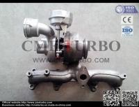 Buy cheap Turbocharger(BV39)-5439 988 0022 from wholesalers