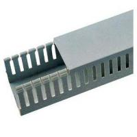 Buy cheap Cable Trunking PXC Wiring duct slotted PXC from wholesalers