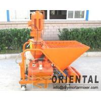 Buy cheap Dry Ready Mix Plaster Machine product