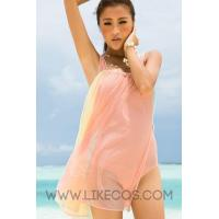 Buy cheap Swimwear Bikini and Cover Up One Piece Set from wholesalers