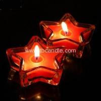 Buy cheap Star Shape Tealight Candle Colorful Scented Romantic Lovely Gift from wholesalers