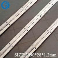 Buy cheap 2090*28mm Stainless Steel Piano Hinges for Elevator Cabin from wholesalers