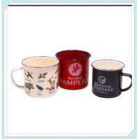 Buy cheap High Quality Porcelain Enamel Metal Cup from wholesalers