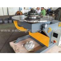 Buy cheap 1200kg Loading Capacity Welding Rotary Positioner 1200mm Table from wholesalers