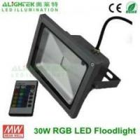 Buy cheap DMX512 RGB LED Floodlight 30W from wholesalers