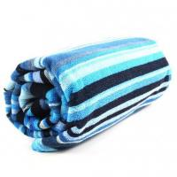 Buy cheap 100% cotton reactive printed beach towel product