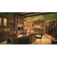 Buy cheap Black Glaze Kitchen Cabinets from wholesalers