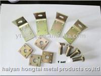 Buy cheap furniture bed frame bracket hardware HT-070 from wholesalers