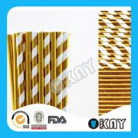 Buy cheap Wholesale Paper Straws from wholesalers