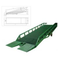 Buy cheap Mobile Hydraulic Dock Ramp Model: DCQY 6-20 from wholesalers