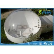 Buy cheap Outdoor inflatable bubble dome tent Product ID:IF-BT007 from wholesalers