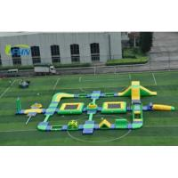 Buy cheap New inflatables Wibit water park Product ID:IF-WP001 from wholesalers