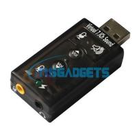 Buy cheap USB 7.1CH Sound Card from wholesalers