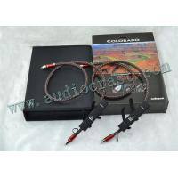 Buy cheap RCA Interconnects AudioCrast AQ Colorado RCA cable with 72V DBS original box from wholesalers