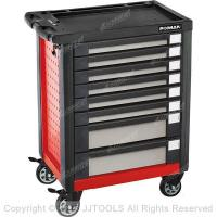 Buy cheap 8 Drawers Rolling Mobile Tool Box Cabinet Storage Tool Chest from wholesalers