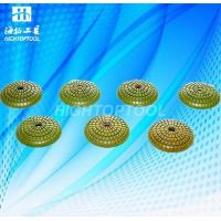 Buy cheap Stone Diamond Tools Convex Wet Polishing Pad from wholesalers