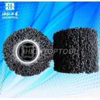 Buy cheap Metal Stainless Steel Silicon Carbide Sanding Wheels from wholesalers