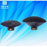 Buy cheap Stone Diamond Tools Convex Rubber Backer Pads product