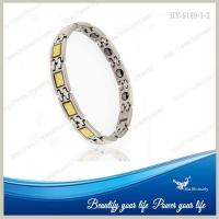 Buy cheap Fashion&Power Bracelet Germanium Balls Bracelets HY-S089-2 from wholesalers