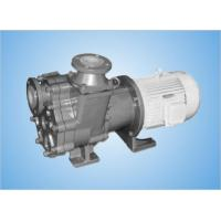 ZFC type magnetic drive fluorine alloy self-priming magnetic pump series