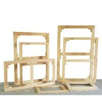 Buy cheap Stretcher bar Wooden frame from wholesalers
