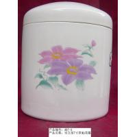 Buy cheap Funeral casket and urn in porcelain from wholesalers