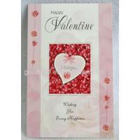 Buy cheap valentine day card from wholesalers