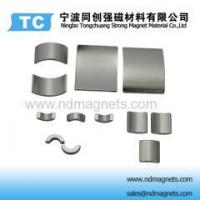 Buy cheap Tile shaped neodymium magnets product