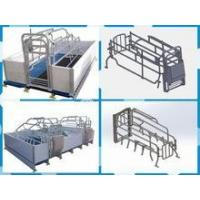 pig crate/pig farrowing crates/farrowing crates for pigs/pig farm equipment