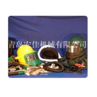Buy cheap Sandblasting Accessories Blasting protective helmets from wholesalers