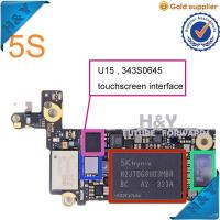Wholesale U15 343S0645 touch screen interface for Iphone 5S