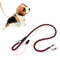Number:KL-56 Name:Pure color hand knitting circle line Category:Pet leash