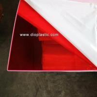 Buy cheap acrylic sheet transparent red acrylic sh from wholesalers