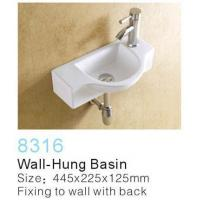 Buy cheap Hung Basin Series 8316 from Wholesalers