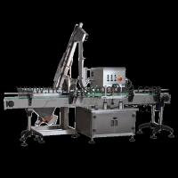 Buy cheap Packaging Machine RP-BLXG-3000A Glass Bottle Automatic Capping Machine from wholesalers