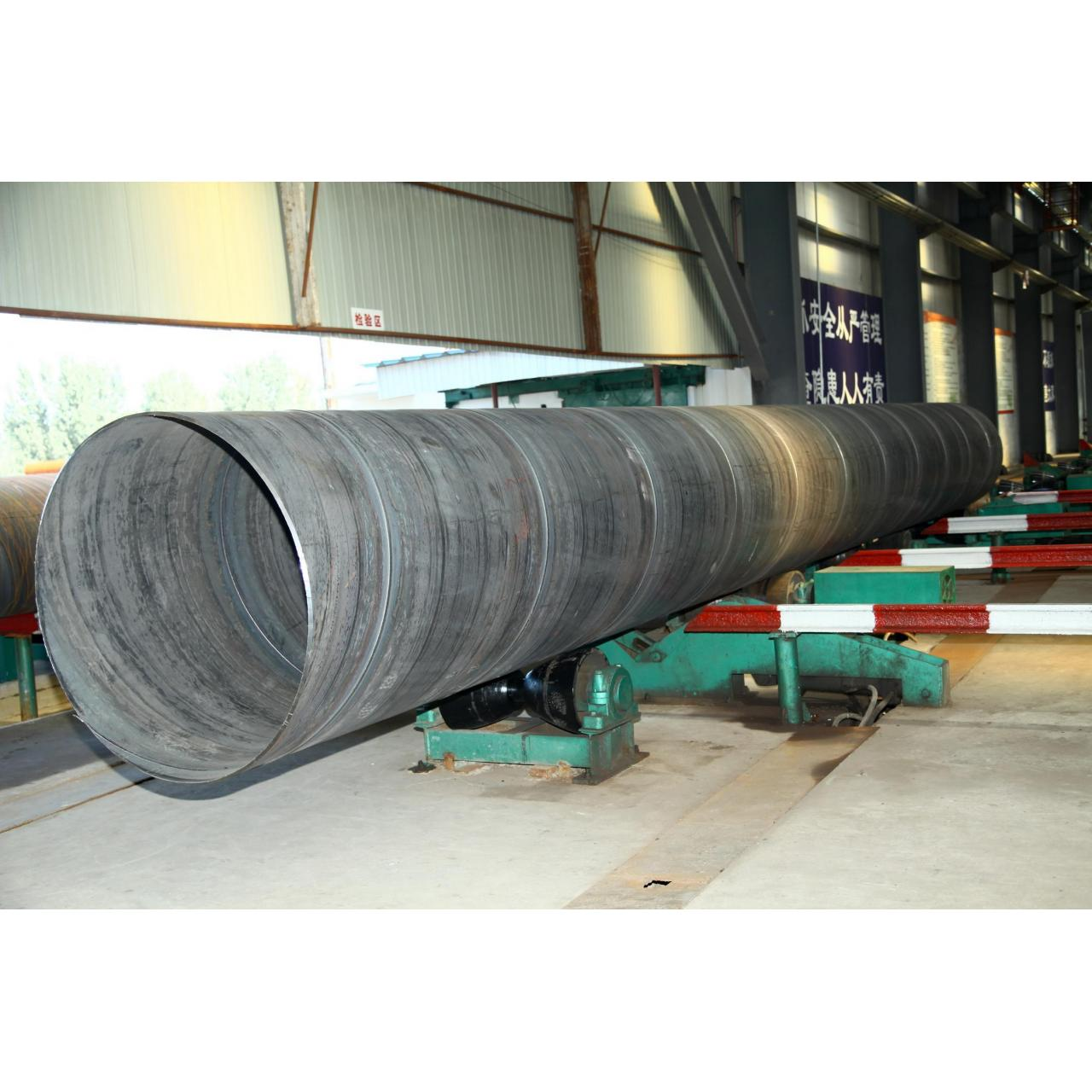 Buy cheap Hot Dip Galvanized Hollow Section SSAW Steel Pipe from wholesalers
